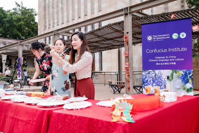 UQ Chinese New Year event attracts over 2000 people - Confucius
