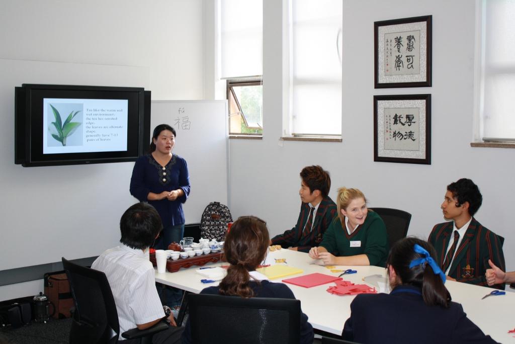 Confucius Institute Update June 2012 Edition - Confucius